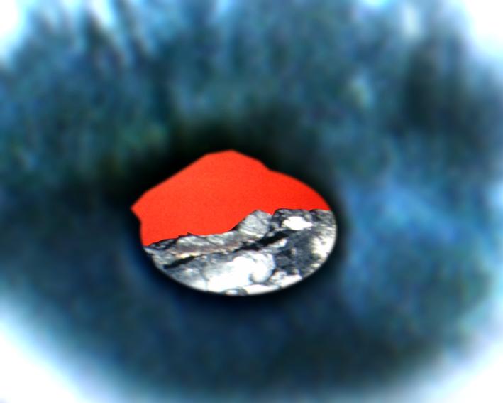 heiko höfer, glacier, giclee print, 2007