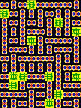 heiko höfer, Εὐτέρπη, pattern recognition, 2018