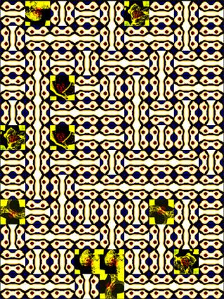 heiko höfer, Οὐρανία, pattern recognition, 2018