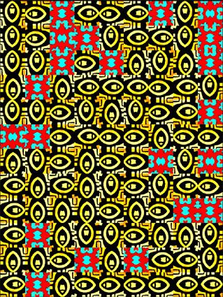 heiko höfer, Θάλεια, pattern recognition, 2018